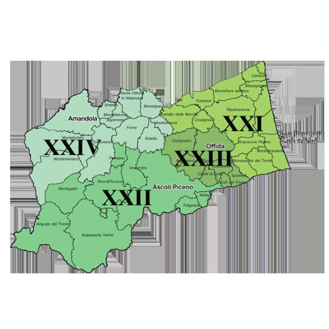 Ambito territoriale Ascoli