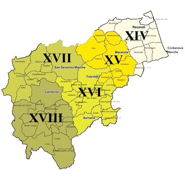 Ambito territoriale Macerata