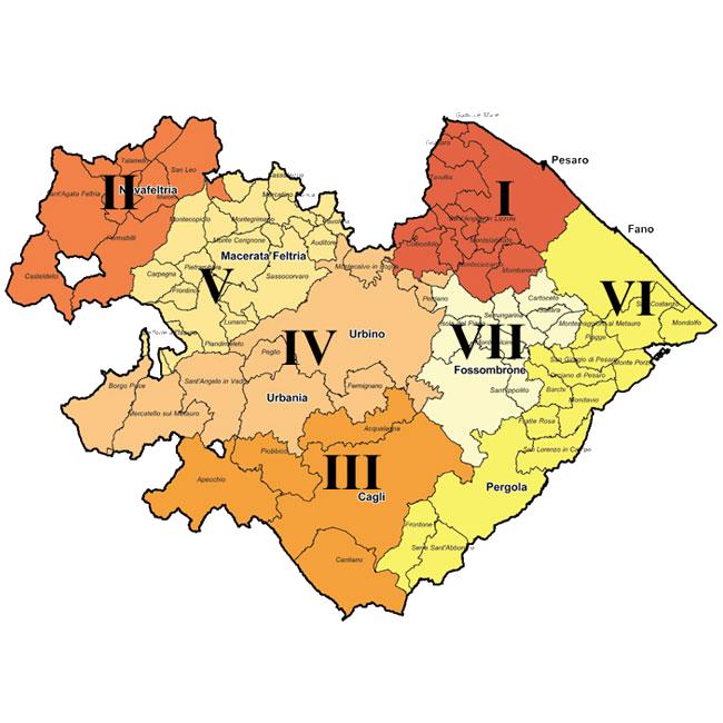 Ambito territoriale Pesaro