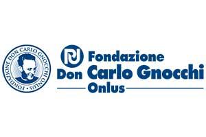 Logo fondazione don carlo gnocchi onlus