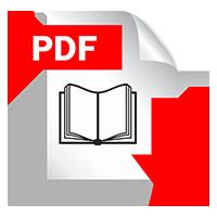 Icona del file pdf