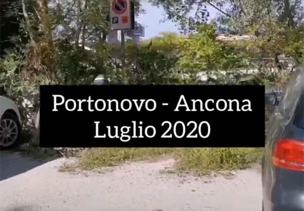 """Guarda """"A Portonovo in carrozzina"""""""